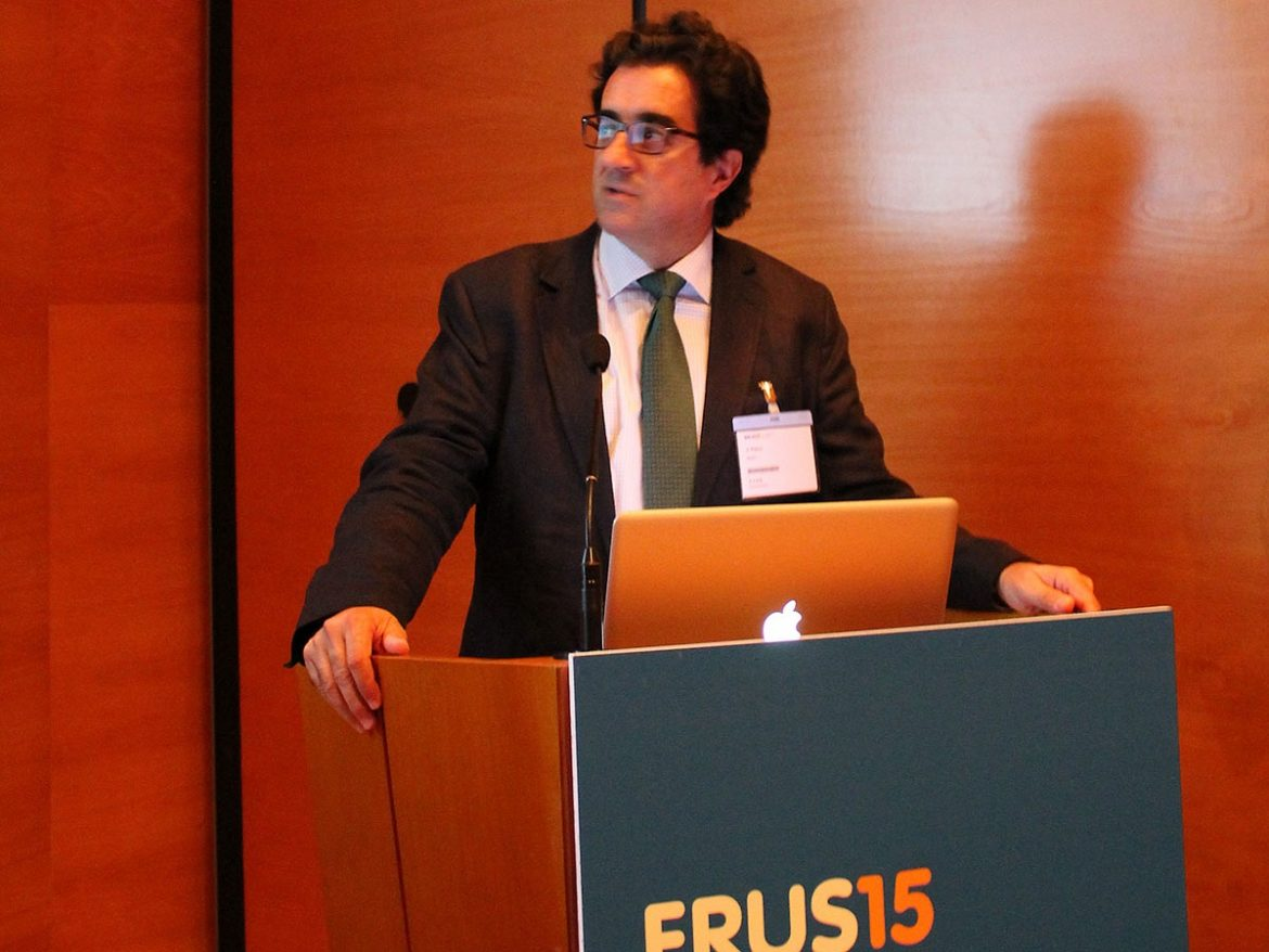 The ESU on Day 1 of ERUS15: Keeping education in step with technology