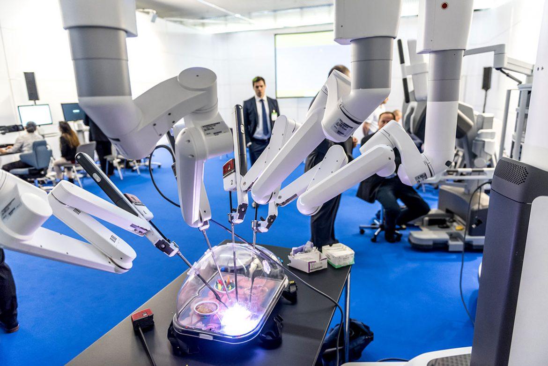 ERUS16: Taking robotic urology to the next level
