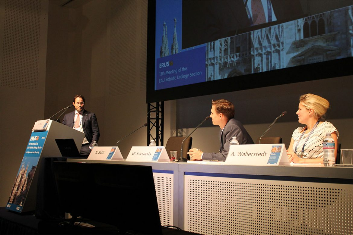 ERUS16: Young Urologists paint a picture of the future of robotics