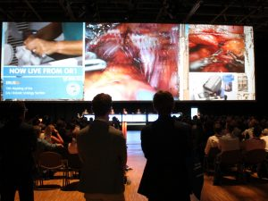 "Lumen: ""Live surgery continues to be a viable educational tool"""