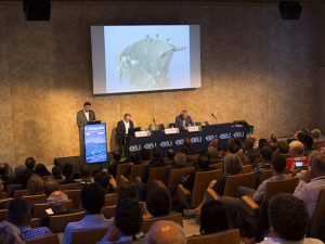 ERUS18 Technology Forum: A peek at the (near) future of robotic surgery