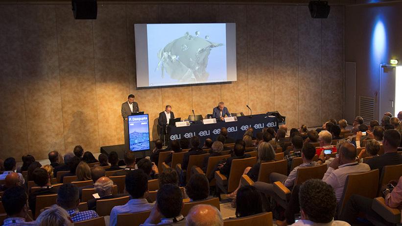 ERUS18 Technology Forum: A peek at the (near) future of robotic surgery